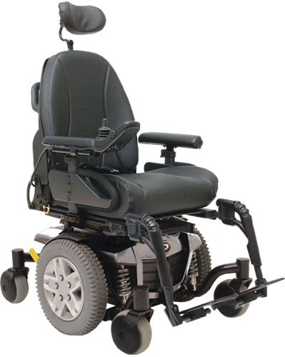 Pride Q6 Edge Power Electric Wheelchair