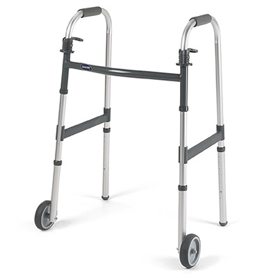 adult junior standard pick up walker with attachments wheels wheeled walker