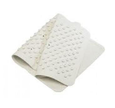 rubber bath mat, latex free bath mat, full length bath mat, comfortable bath mat