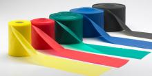 exercise band, bands for exercise, stretchy bands, latex free exercise bands, latex bands