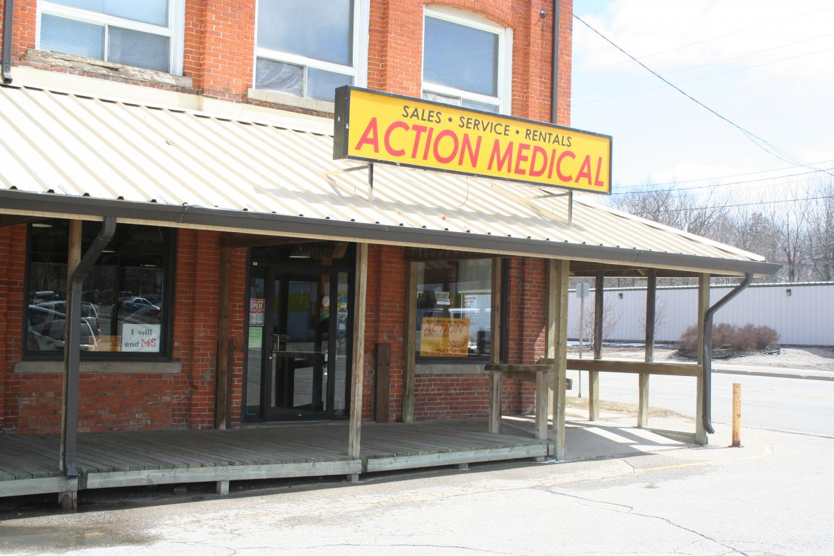 Action Medical Home Health Woodstock